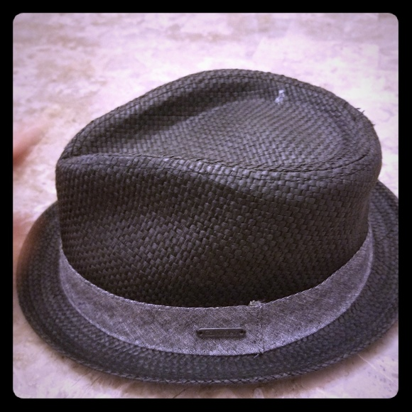 1fdb01591657e Calvin Klein Accessories   Fedora Hat   Poshmark